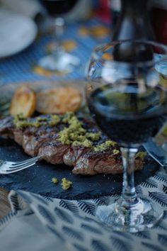 Squarespace - Claim This Domain Restaurant, Chimichurri, Steak, Food, Homemade, Twist Restaurant, Steaks, Hoods, Meals