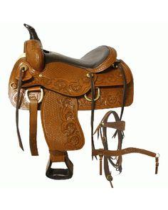Double T Pleasure Saddle Set - #6236