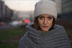 Zarina Hat Free Easy Knitting Pattern