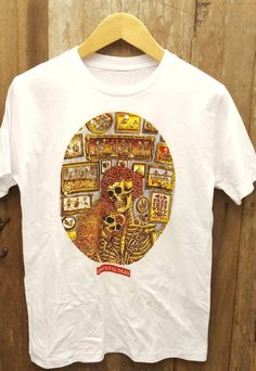 Your place to buy and sell all things handmade Vintage Band T Shirts, Grateful Dead, Vintage Looks, Knits, My Etsy Shop, Handmade Items, Trending Outfits, Knitting, My Style