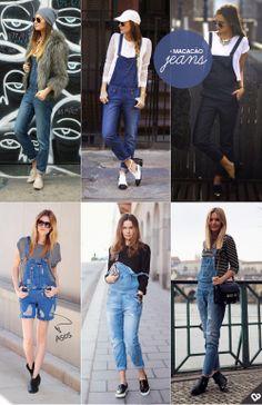 dungarees, macacão jeans