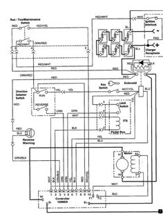 10 Best Golf Cart Wiring Diagrams images in 2017