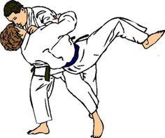 Osoto otoshi, the first throw you learn in judo. 1st mon BJA syllabus www.youtube.com/...
