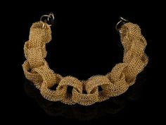 SARA SHAHAK - jewelry gallery knit
