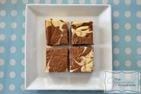 Double Chocolate Cheesecake Slice : The Organised Housewife : Ideas for organising and Cleaning your home