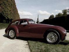 Alfa 6C 2500 - 1948