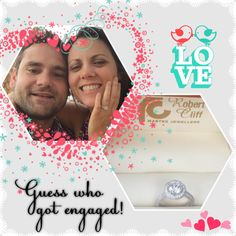 We have a announcement! Congratulations Dan & Bec from all the team on your recent engagement! Romantic Love Stories, Love Story, Announcement, Sydney, Dan, Congratulations, Marriage, Jewelry Design, Wedding Rings