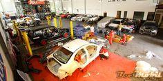 RFT Motorsport : Bangun Mobil Balap Hingga Perlengkapan Balap #info #BosMobil