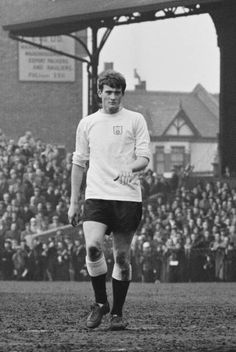 English soccer player Rodney Marsh of Fulham FC at Craven Cottage Stadium during a match against Aston Villa FC, London, UK, March Get premium, high resolution news photos at Getty Images London Football, Retro Football, Vintage Football, Rodney Marsh, Fulham Fc, Aston Villa Fc, Soccer Players, 1960s, Running