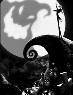 Tim Burton Nightmare before Christmas