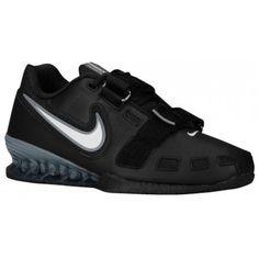 official photos 73362 c3121 Nike Romaleos II Power Lifting - Men s - Training - Shoes -  Black White Cool Grey-sku 76927010