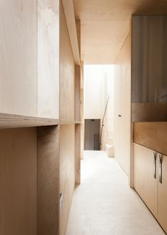 Simon Astridge Architects: The Playwood House — Thisispaper — What we save, saves us.