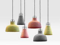 Luminária pendente SARN by Specimen Editions design Decha Archjananun, Thinkk…