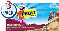Clif Kid™ Organic ZFruit™ Rope Mixed Berry #VitaCostBacktoSchool