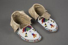 Мокасины Черноногих, 1890 г. (Loafers - Blackfoot, 1890)