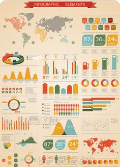 30 Templates & Vector Kits to Design Your Own Infographic