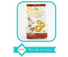 Colazione che bontà! Scegli  @sarchio , gusta i biscotti al cocco!   Solo su www.sglutinati.it Leggi i dettagli http://sglutinati.it/dolci/biscotti-saraceno-cocco-senza-lievito.html