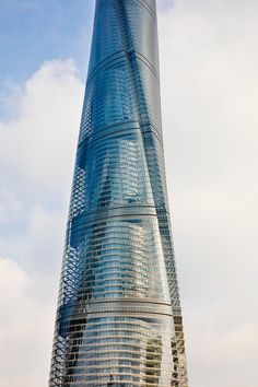 "Awe-Inspiring ""Shanghai Tower"" Skyscraper Honored as the Architectural Design of the Year - My Modern Met"