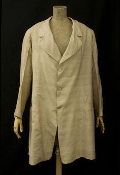 Antique clothing at Vintage Textile: #2534 Man's jacket