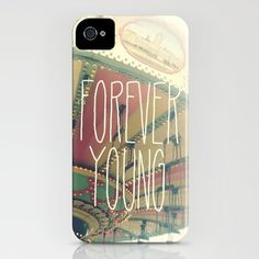 F∞REVER iPhone Case by Valerie Bee - $35.00 for you @Kelly Anne :) if only you had an iPhone