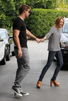 3c329832c419a8 Liam in Converse with Miley Swedish Clogs