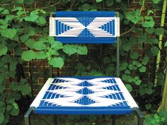 8 Woven Outdoor Furniture Pieces