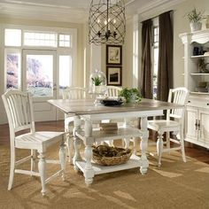 One Allium Way® Coolidge Counter Height Dining Table