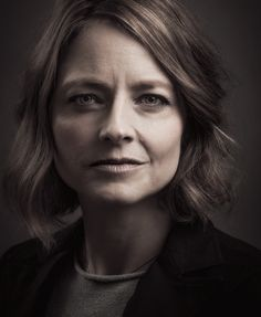 Jodie Foster by Andy Gotts