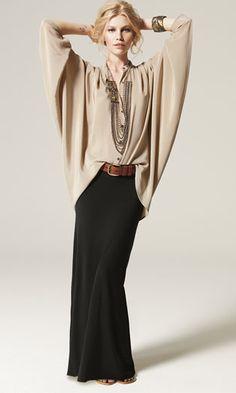 ♥ Maxi Skirt & Top