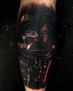 Darth Vader Tattoo                                                                                                                                                                                 More