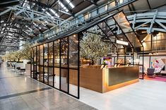 The Ovolo Woolloomooloo Hotel by Hassell - Archiscene - Your Daily Architecture Kiosk Design, Cafe Design, Booth Design, Retail Design, Store Design, Signage Design, Corporate Design, Design Design, Graphic Design
