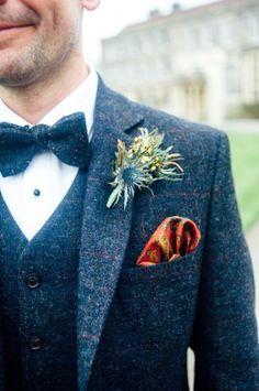Grooms: Buttonholes #buttonholes #grooms