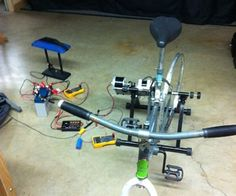 How to Build a Bicycle Generator... no more gym memberships (lower utility bills)