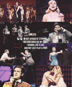 "Aaron Tveit, Kerry Butler, ""Catch Me If You Can"" <3 that is my absolute favorite line in the whole show!"