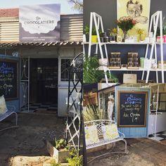 Local Linden chocolate shop Johannesburg