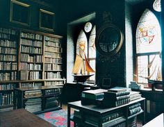 Fancy Homes from W Magazine — A Scottish Estate & Marc Jacob's…