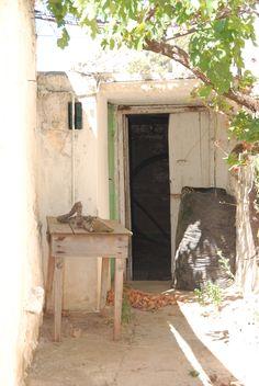 Empty house- ready for renovation