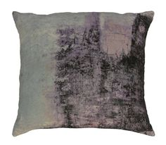 Color Strokes Cushion W/Feather Insert - Moe's Home Collection - $71.34 - domino.com