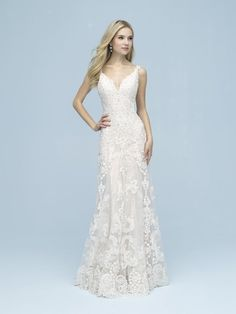 2f3e04f32ff98 55 Best Allure Bridals Wedding Dress images in 2019 | Bridal gowns ...