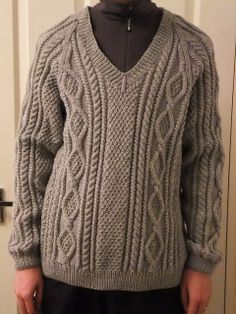 Aran Pullovers for the Family by Sirdar Spinning Ltd. - pattern $5.95