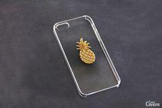 iPhone 5 cas clair Transparent iPhone 5 Fruit modèle par CaseCavern, $15.99