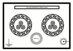Reiki, Chakra, Symbols, Letters, Mantra, Circles, Magic, Yoga, Circuit