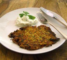 Knusprige Gemüse-Rösti - Dieses Rezept, ursprünglich aus der Schweiz, ist kinderleicht und schnell zubereitet.