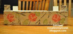 Gerrina's Creatieve Wereld: Kistjes 5 / Crates 5