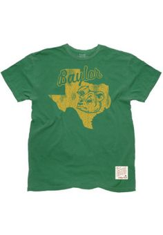 Baylor Sailor Bear Texas T-Shirt
