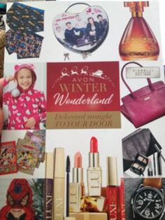 Fancy a Winter Wonderland from Avon come join me and the team in Woking on the 30th September Holiday Inn and preview the latest Avon products we have lined up this Christmas I have seen them all a...