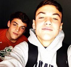 The freaking Dolan twins