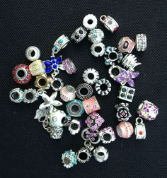"""""""Bling"""" Euro Grab Bag!. Win it today only on Tophatter.com!  Starts at $5 Tophatter Euro Bracelet Supplies No.51 February 28, 8pm EST"""