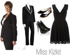 """Miss Kizlet"" by anjilisladen on Polyvore"