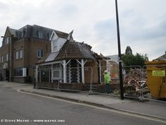 Swiss Cottage Update: 16th Oct 2015